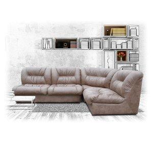 """Угловой диван """"Титан"""""""